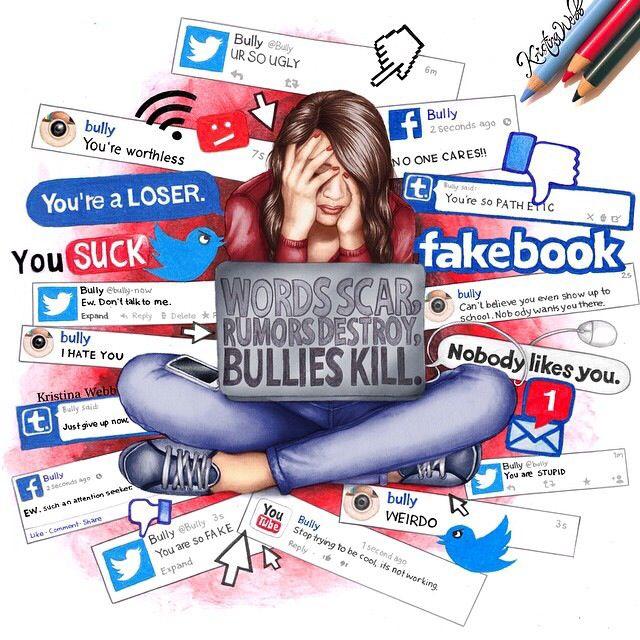 Cyber Harassment adalah Pelecehan