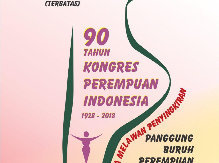 90 Tahun Kongres Perempuan Indonesia