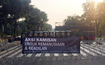 Kamisan ke – 590 Memperingati Hari Anti Penyiksaan Nasional