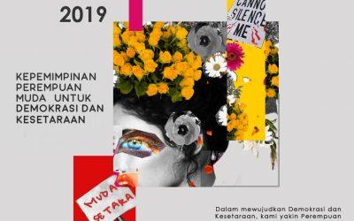 Kepemimpinan Perempuan Muda – Open Recruitment Agustus 2019
