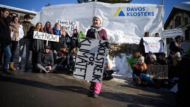Perjuangan Greta Thunberg Lawan Pemanasan Global