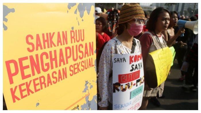 """""""Menolak Pencabutan RUU Penghapusan Kekerasan Seksual dari Prolegnas Prioritas 2020"""""""