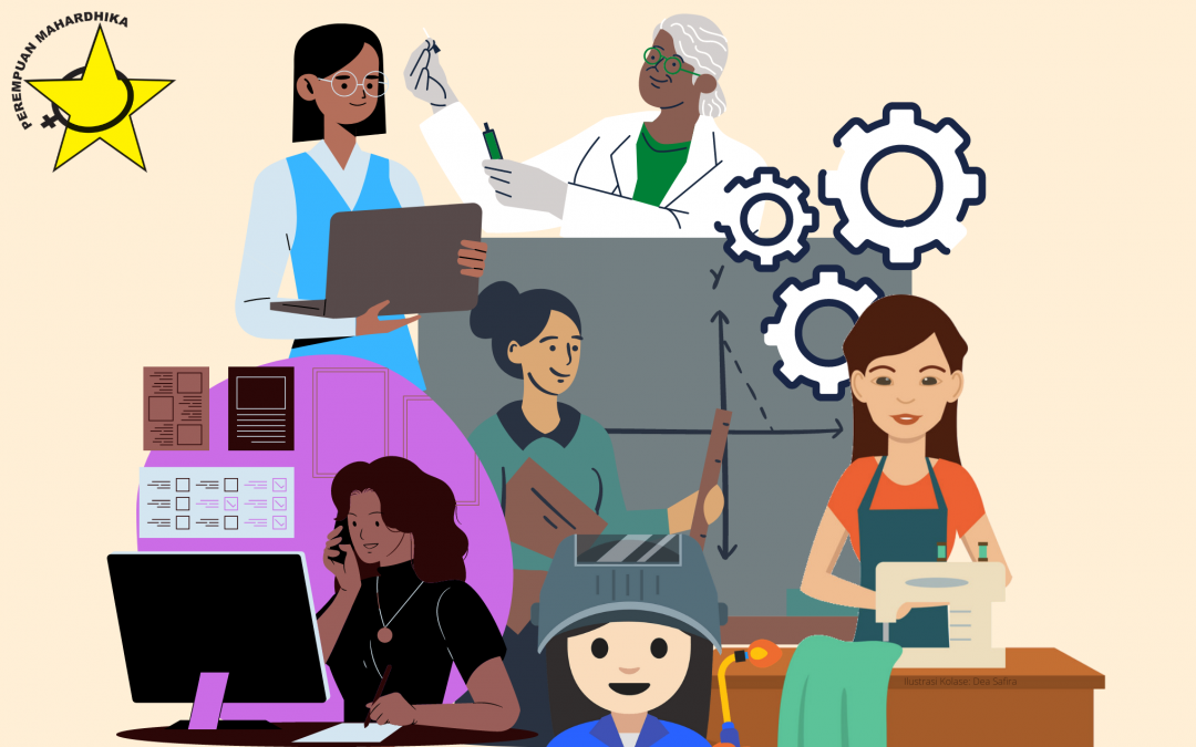 RUU Ketahanan Keluarga Menyulitkan Pekerja Perempuan