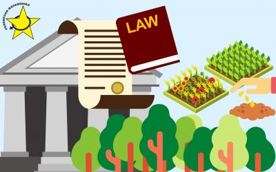 Undang Undang Cipta Kerja Merampas Kerja Masyarakat Adat