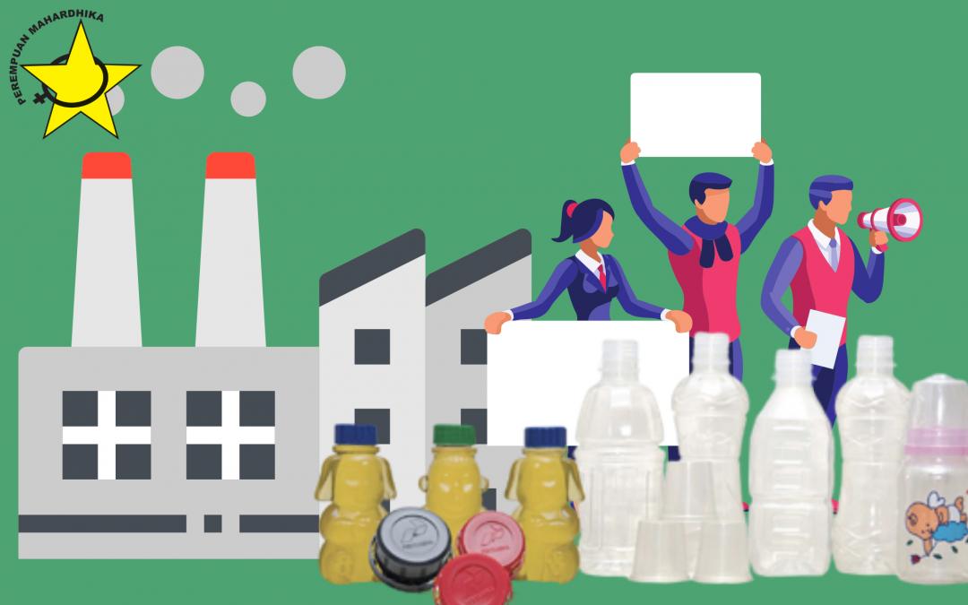 PT. Abadi Plastik Puluhan Tahun Beroperasi, Puluhan Tahun Hak BUruh Dilanggar