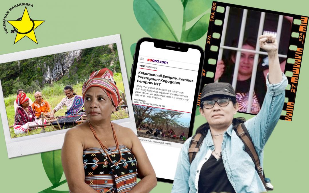 Kekerasan Terhadap Perempuan Pejuang Lingkungan Adalah Tanggung Jawab Negara