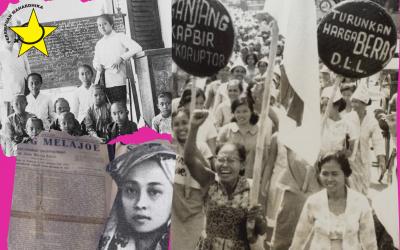Terlindungi: Pendidikan Politik Perempuan Awal Abad 20
