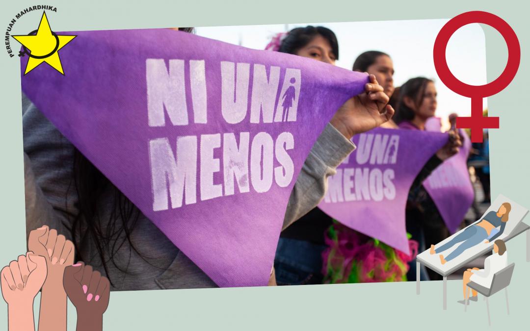 Kemenangan Feminis Argentina dalam Aturan Pelegalan Aborsi