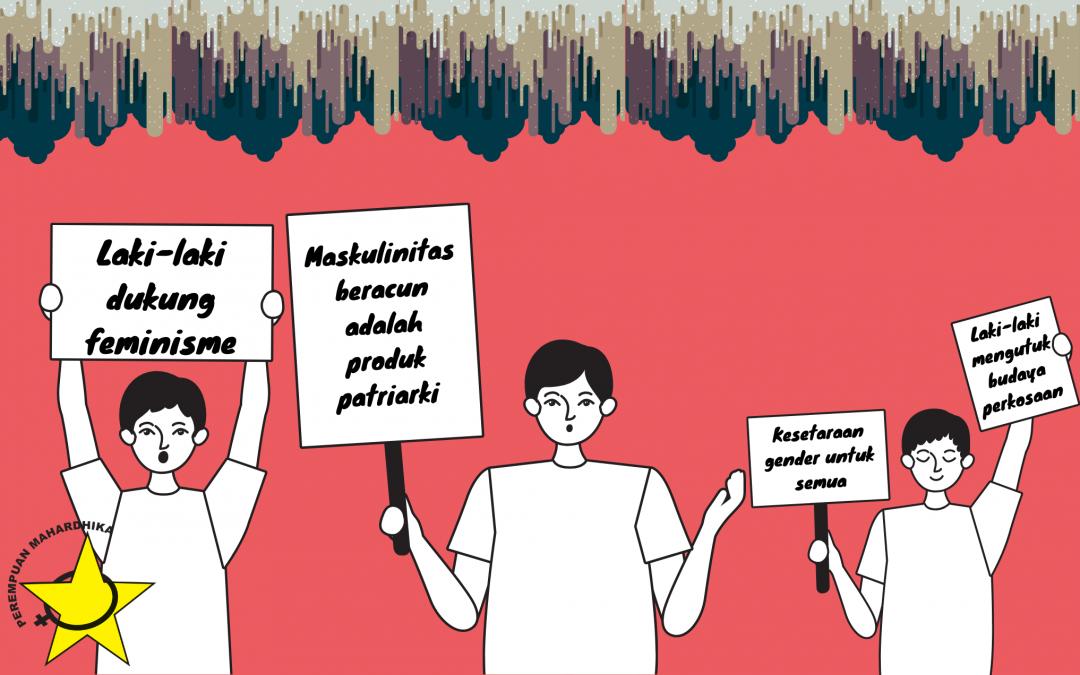 Laki-Laki Dalam Barisan Anti Patriarki