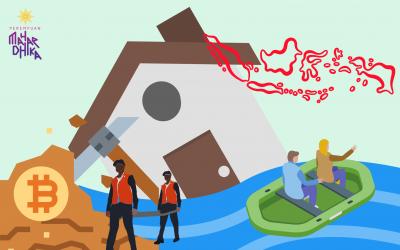 Banjir Wujud Negara Tak Serius Tangani Krisis Iklim