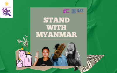 MYANMAR: WE DEMAND AN END TO THE VIOLENCE AND IMMEDIATE RELEASE OF WOMEN HUMAN RIGHTS DEFENDERS